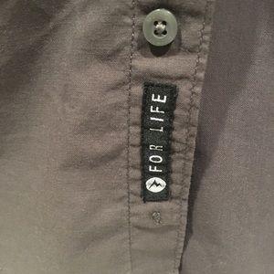 Marmot Shirts - Marmot Men's casual short sleeve button down shirt